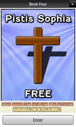 【免費書籍App】Pistis Sophia Book 4 FREE-APP點子
