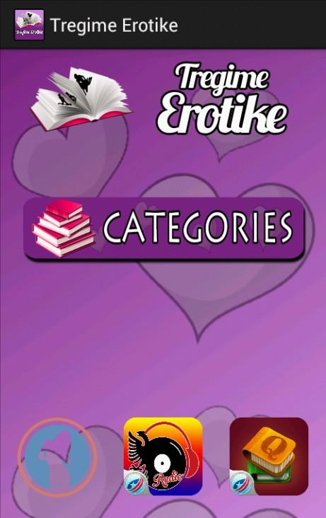 Tregime Erotike Screenshot