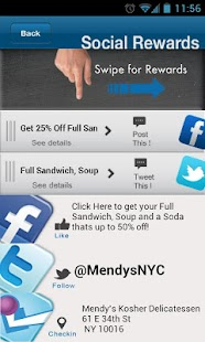 Social Passport- screenshot thumbnail