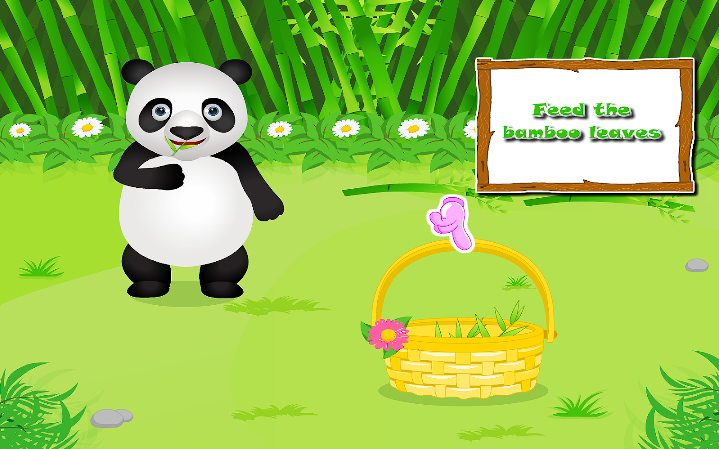 Pet Care Panda Animal- screenshot