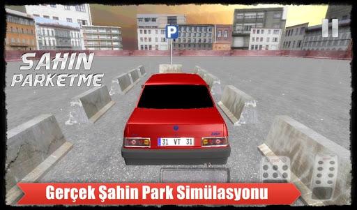 Şahin Park Etme 3D