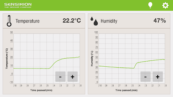Ambient Temperature & Humidity- screenshot thumbnail