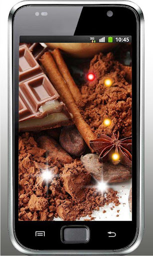 Chocolate Hot live wallpaper
