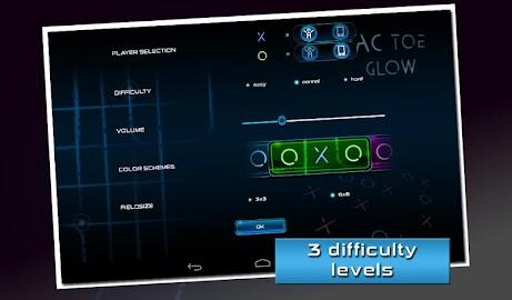 Tic Tac Toe Glow Screenshot 14
