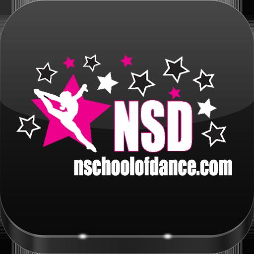 Nicole's School of Dance LOGO-APP點子