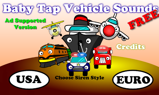 Baby Tap Vehicle Sounds Free