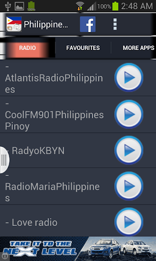 Philippines Radio News