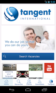 Tangent International Jobs- screenshot thumbnail