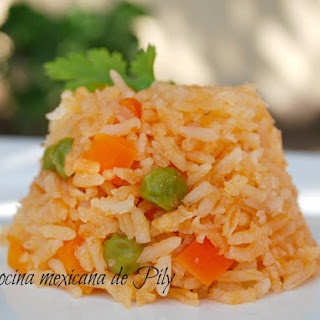 Mexican-style Rice.