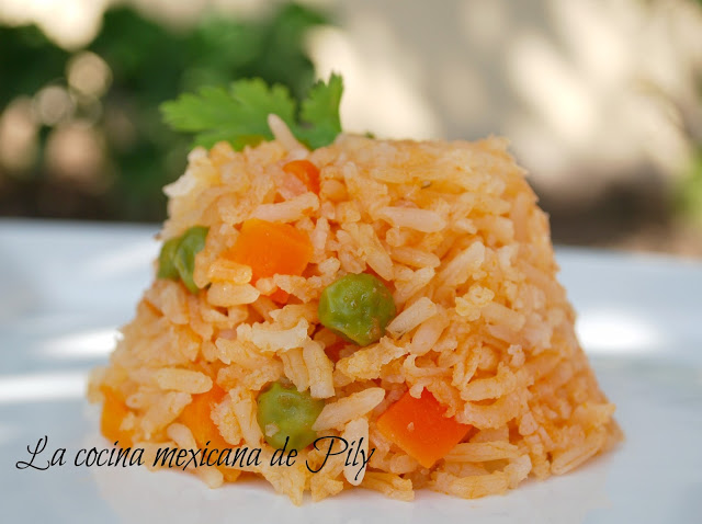 Mexican-Style Rice Recipe