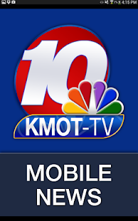 KMOT Mobile News - screenshot thumbnail