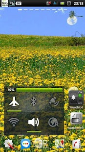 spring flower yellow dandelion- screenshot thumbnail