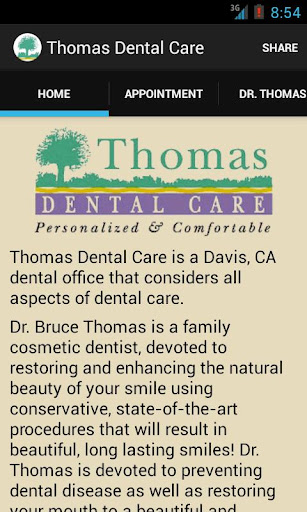 Thomas Dental Care