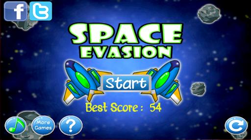 Mocking Jay Space Evasion