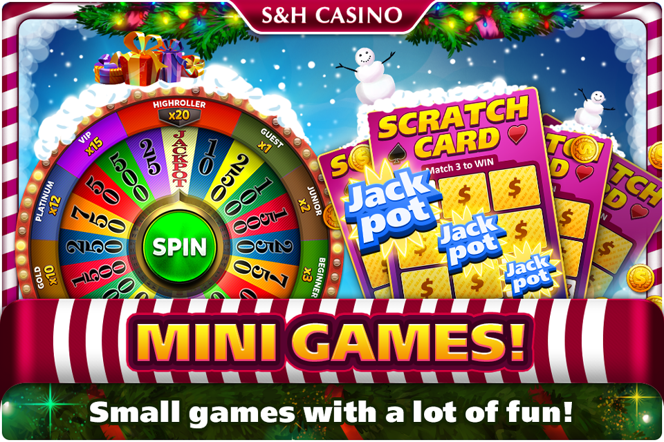 S&H Casino-Free Premium Slots - screenshot