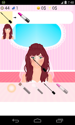 bride games - screenshot