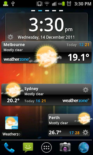 Weatherzone Plus v4.2.3a