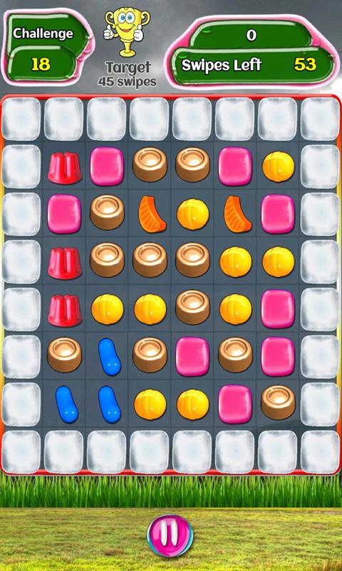 Swiped Candy- screenshot