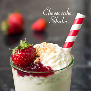 Cheesecake Milkshake