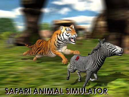 Wild Tiger Jungle Hunt 3D 1.7 screenshot 69921