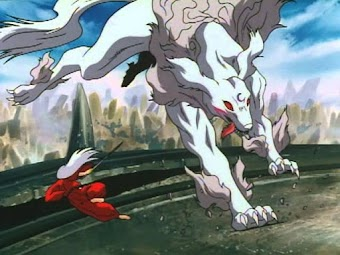 Showdown! Inuyasha vs. Sesshomaru