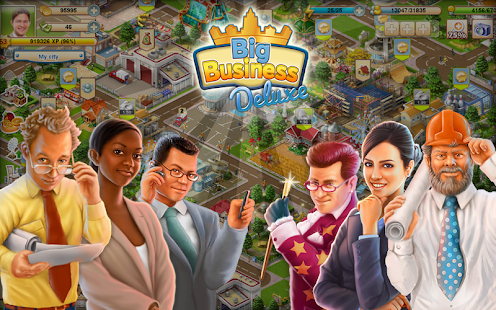 Big Business Deluxe - screenshot thumbnail