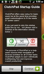 ClutchPad - screenshot thumbnail