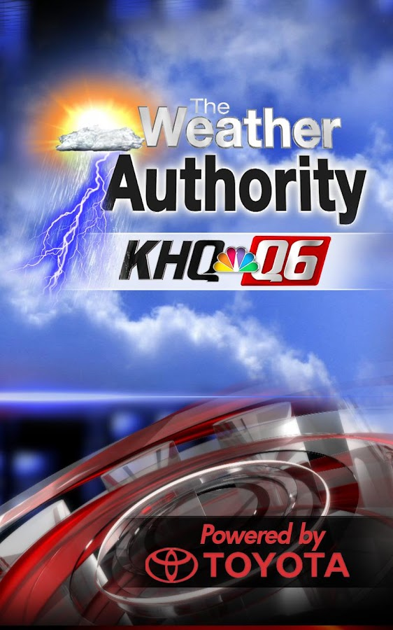 KHQ Weather Authority - screenshot