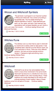 Wiccan Wicca Witchcraft- screenshot thumbnail