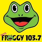 FROGGY 103.7