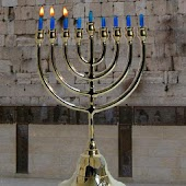 Menorah live wallpaper