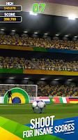 Screenshot of Flick Soccer Brazil