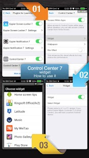 Espier Control Center 7 - screenshot thumbnail