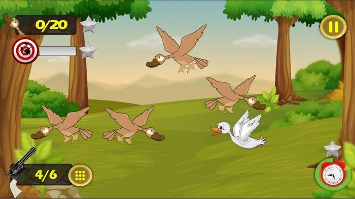 Duck Hunting Time: Shootem Up - screenshot