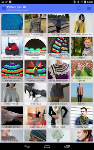 Stash2Go: Ravelry on the Go - screenshot thumbnail