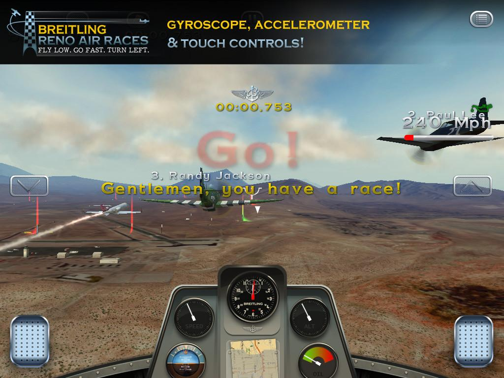 Breitling Reno Air Races- screenshot
