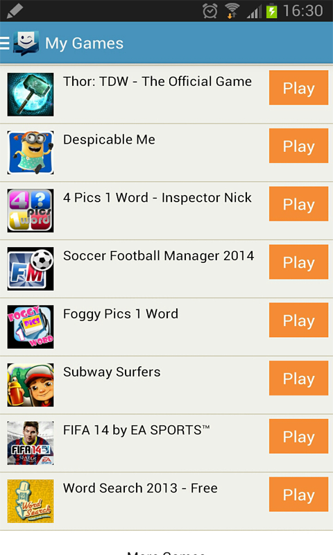 Free Games Ringtones Download - screenshot