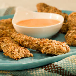 Honey Pecan Chicken Strips