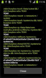 SuperSU Screenshot 5