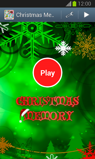 Memory Christmas Kids Match