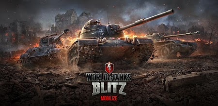 دانلود World of Tanks Blitz MMO