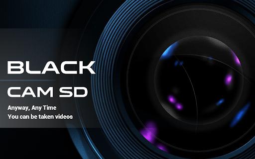 BLACK CAM SD
