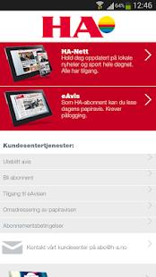 HA Nyheter - screenshot thumbnail