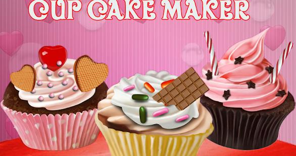 蛋糕 - 蛋糕製造者