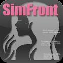 SimFront logo