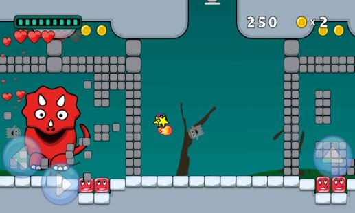Plumy - Platform Game - screenshot thumbnail