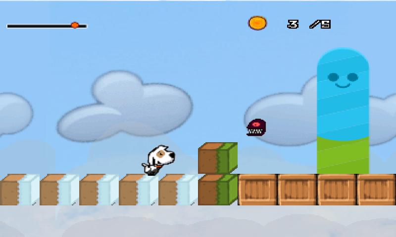 Jumpy Hoppy - screenshot