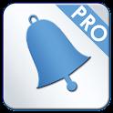 Hourly chime PRO logo