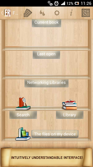 FullReader+ all formats reader- screenshot thumbnail