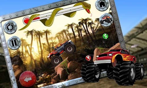 Top Truck Free - Monster Truck- screenshot thumbnail